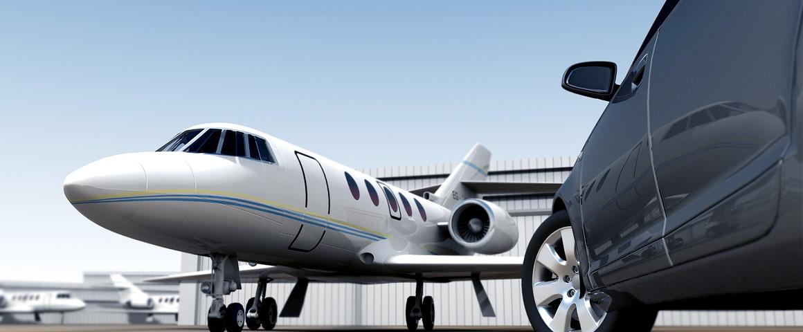 Airport service NJ